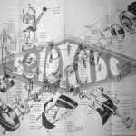 Esquema Motor 660